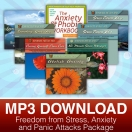 Get me Freedom from Stress, Anxiety and Panic Attacks - (MP3)