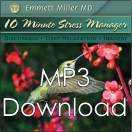 Ten-Minute Stress Manager(MP3)